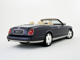 Bentley Arnage Drophead Coupe Concept 2005 pictures