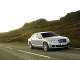 Bentley Continental Flying Spur Speed 2008 images