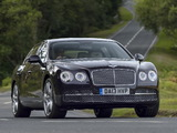 Bentley Flying Spur UK-spec 2013 photos