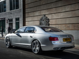 Bentley Flying Spur V8 2014 photos