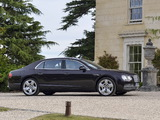 Pictures of Bentley Flying Spur UK-spec 2013