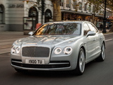 Bentley Flying Spur V8 2014 wallpapers