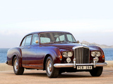 Bentley S3 Continental Flying Spur Saloon by Mulliner 1963–65 wallpapers