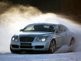 Bentley Continental GT 2003–07 wallpapers