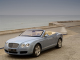 Bentley Continental GTC 2006–08 photos