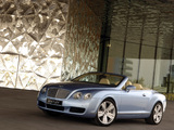 Bentley Continental GTC 2006–08 pictures