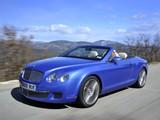 Bentley Continental GTC Speed 2009–11 pictures