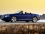 Bentley Continental GTC 2011 wallpapers