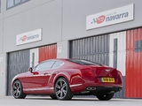 Bentley Continental GT V8 UK-spec 2012 wallpapers