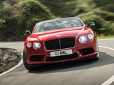 Bentley Continental GT V8 S Convertible 2013 pictures
