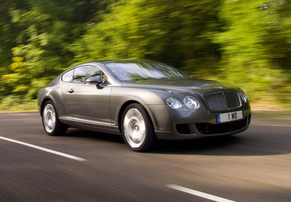 Download / Preview - Bentley Continental GT Speed 2007–11 photos