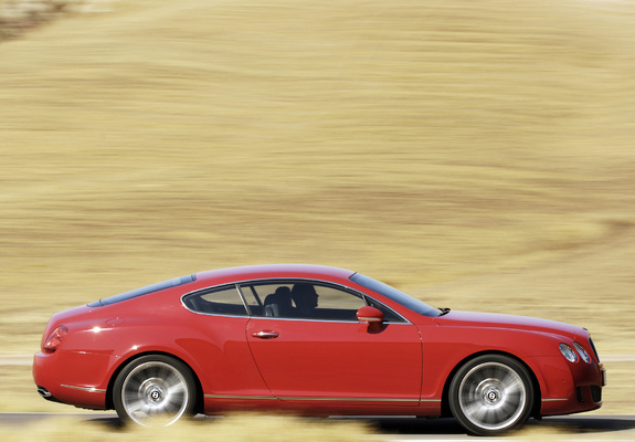 Download / Preview - Bentley Continental GT Speed 2007–11 pictures