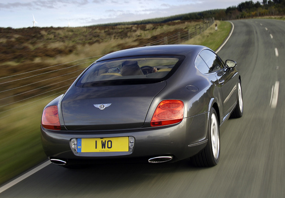 Download / Preview - Bentley Continental GT Speed 2007–11 wallpapers