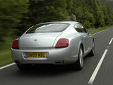 Photos of Bentley Continental GT 2003–07