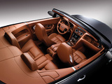 Photos of Bentley Continental GTC 2006–08
