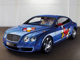 Bentley Continental GT by Romero Britto 2009 wallpapers