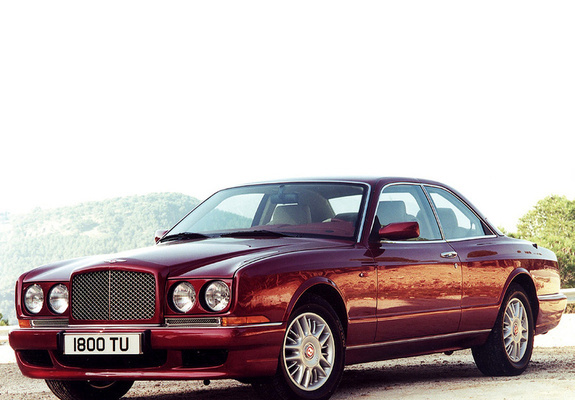 Download / Preview - Images of Bentley Continental R 1991–2002