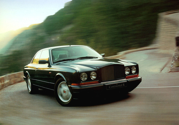 Download / Preview - Photos of Bentley Continental R 1991–2002