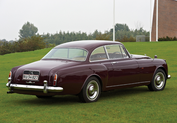 Pictures Of Bentley S2 Continental Coupe By Mulliner 1960 62