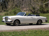 Bentley Corniche Convertible US-spec (Series I) 1971–77 images