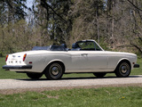 Images of Bentley Corniche Convertible US-spec (Series I) 1971–77