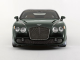 Bentley GTZ 2008 wallpapers