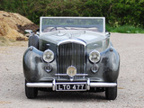 Bentley Mark VI Drophead Coupe by Park Ward 1949 photos