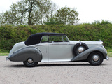 Bentley Mark VI Drophead Coupe by Park Ward 1949 pictures