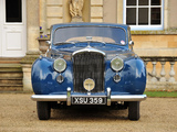 Bentley Mark VI 4 ½ Litre Coupé by Hooper & Co 1952 wallpapers