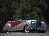 Photos of Bentley Mark VI Drophead Coupe by Park Ward 1949