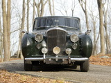 Wallpapers of Bentley Mark VI 4 ½ Litre Coupé by Hooper & Co 1952
