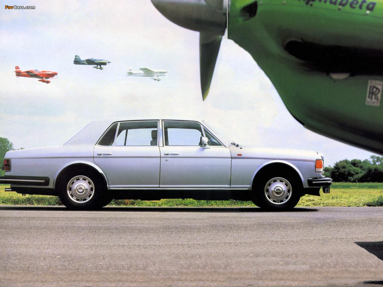 Bentley Mulsanne 1980–87 wallpapers (1280 x 960)
