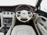 Bentley Mulsanne UK-spec 2010 pictures