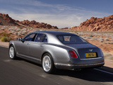 Bentley Mulsanne Mulliner Driving Spec 2012 images