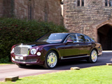 Bentley Mulsanne Diamond Jubilee 2012 photos