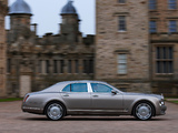 Pictures of Bentley Mulsanne UK-spec 2010
