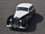 Bentley R-Type 2-Door Saloon by James Young 1953 wallpapers