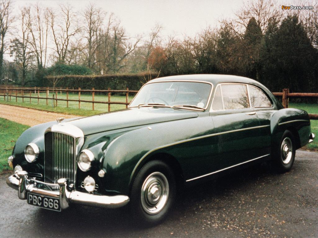Bentley S1 Continental 1955–59 photos (1024 x 768)