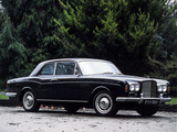 Bentley T1 Mulliner Park Ward Coupe 1966–71 images