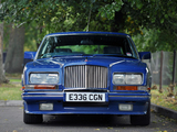 Bentley Turbo R Empress II Sports Saloon by Hooper 1988 photos