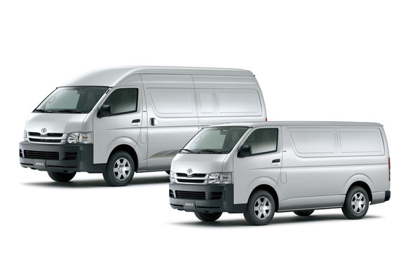 wallpapers of toyota hiace - photo #22