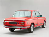 BMW 2002 tii UK-spec (E10) 1971–75 images