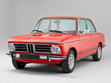 Photos of BMW 2002 tii UK-spec (E10) 1971–75