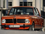 Photos of BMW 2002tii (40th Birthday Reconstructed) (E10) 2006
