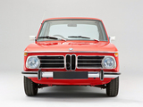 BMW 2002 tii UK-spec (E10) 1971–75 wallpapers