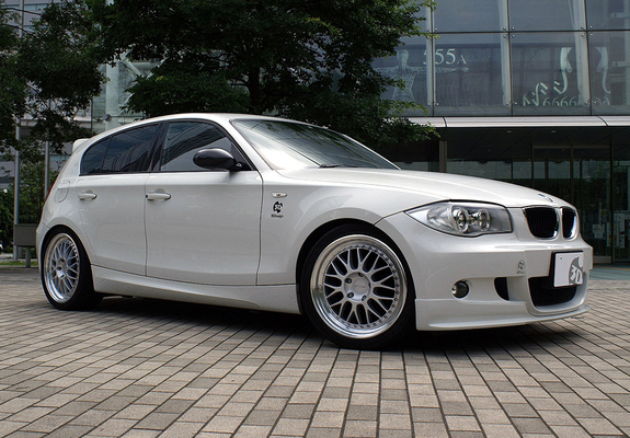 3d design bmw 1 series m sports package e87 2008 images