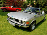 Images of BMW 2002 GT4 Coupe Frua 1969–70