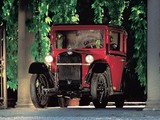 Pictures of BMW 3/15 PS DA4 Limousine 1931–1932
