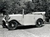 Photos of BMW 3/20 PS Tourer 1932–34