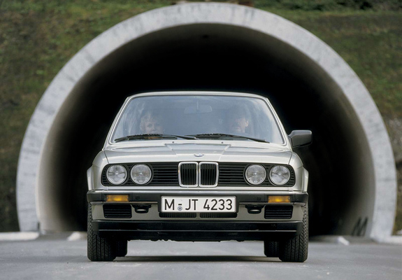 Bmw 318i Coupe E30 1982 91 Images